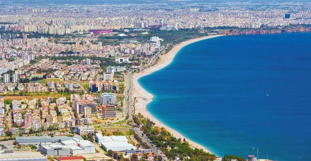 Antalya kentsel dönüşüm projesi!