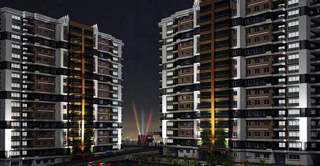 Atakum'a yeni proje; Goldenland Samsun