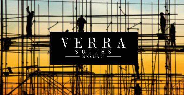 Beykoz'a yeni proje; Verra Suites Beykoz