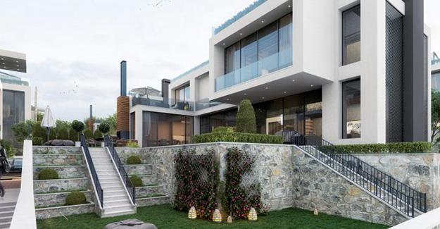 Carpediem Villaları satış ofisi!