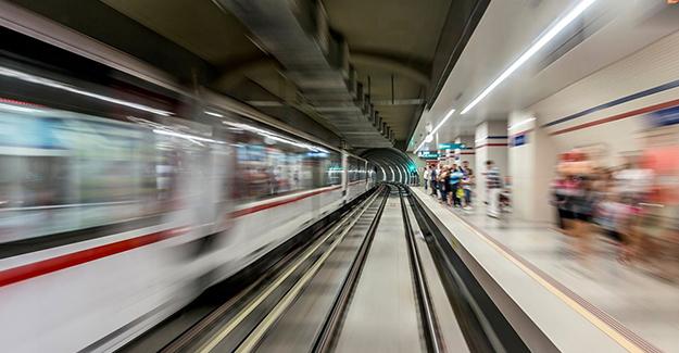 İzmir Narlıdere Metro hattında DEÜ Hastesi istasyonu için kazı çalışmaları başlıyor!