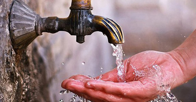 Küçükçekmece su kesintisi 30 Ekim 2018!