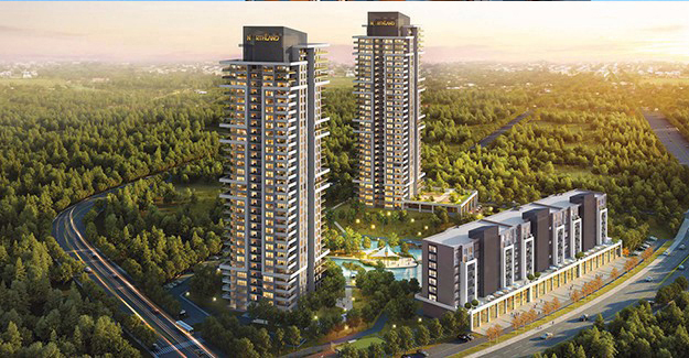 Northland Ankara daire planları!