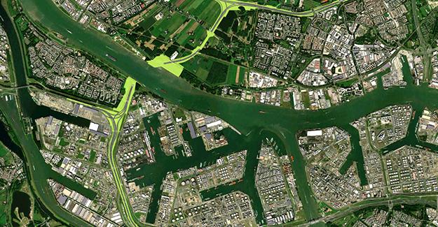 Rönesans'ın Hollanda'daki 1 milyar Euro'luk projesinde inşaat başladı!
