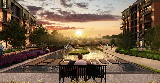 Sinpaş Finans Şehir projesi yatırımcısına en yüksek getiriyi sağlıyor!