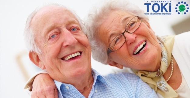 TOKİ emekliye ev hangi illerde? Ekim 2018