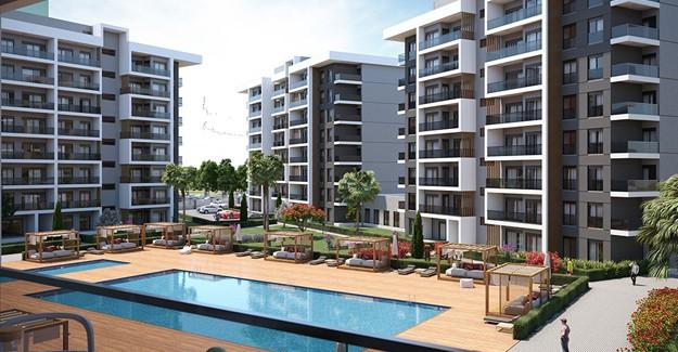 Ataşehir Modern İzmir daire planları!