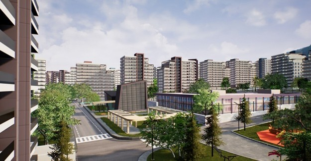 Bursa Yiğitler Mahallesi kentsel dönüşüm projesi nerede?