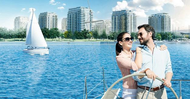 Büyükyalı İstanbul kat planları!