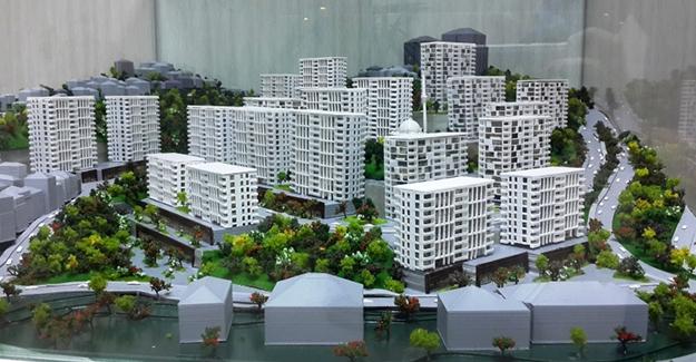 Cedit kentsel dönüşüm projesinde yüzde 68 uzlaşma sağlandı!