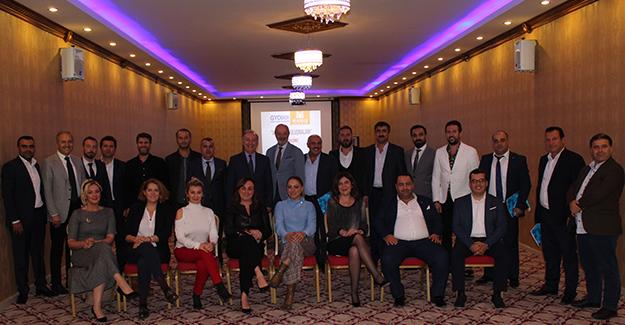 GYODER, 'Anadolu Buluşmaları'nın ilkini Mardin'de gerçekleştirdi!