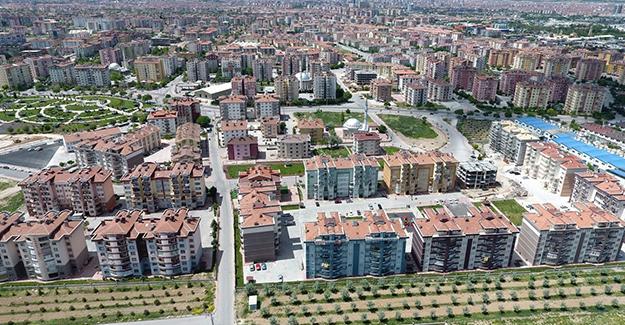 Konya Karatay'da yeni imar planları hazırlanmaya devam ediyor!