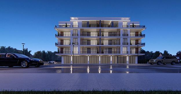 Lik City projesi ev fiyatları!