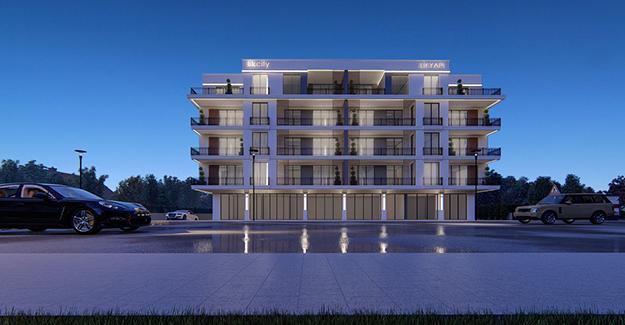 Lik City projesi Mudanya'da yükseliyor!