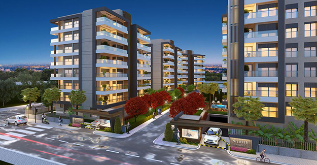 Nilüfer Evleri İzmir