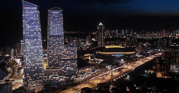 Skyland İstanbul'da yıl sonu kampanyası başladı!
