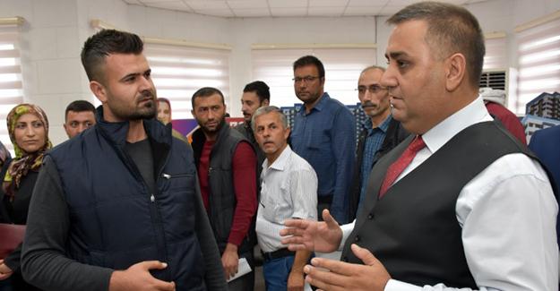 Tarsus Belediyesi konut projesine vatandaşlar yoğun ilgi gösterdi!