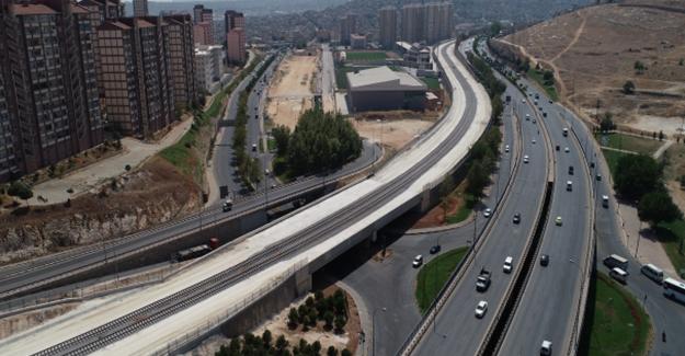 Başkan Fatma Şahin, Gaziray Metro projesini anlattı!