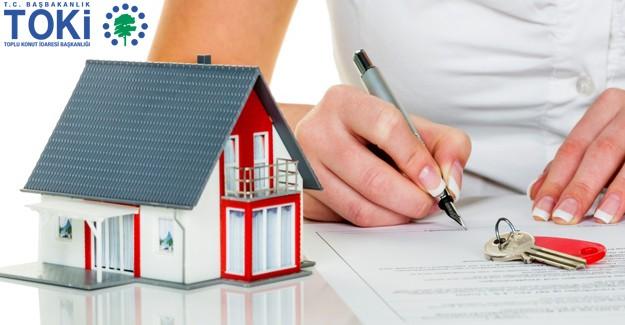 Dinar TOKİ 3. etap sözleşme imzalama tarihleri bugün başlıyor!
