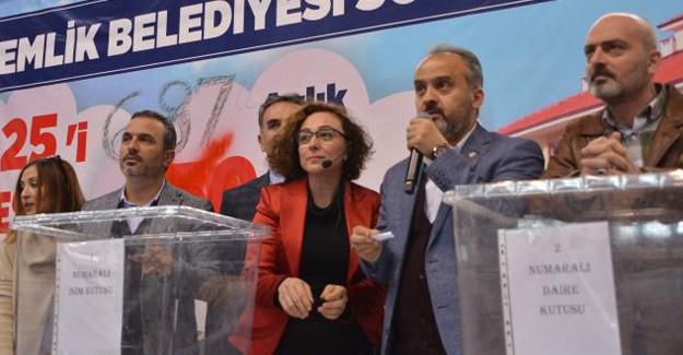 Gemlik Belediyesi Sosyal Konut 2. etap hak sahipleri belli oldu!