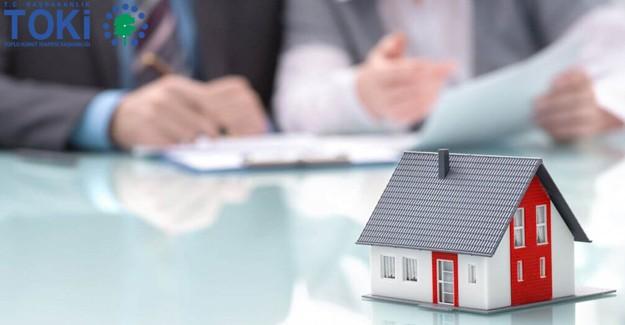 Sincan Saraycık TOKİ Evleri sözleşme imzalama tarihleri bugün başlıyor!