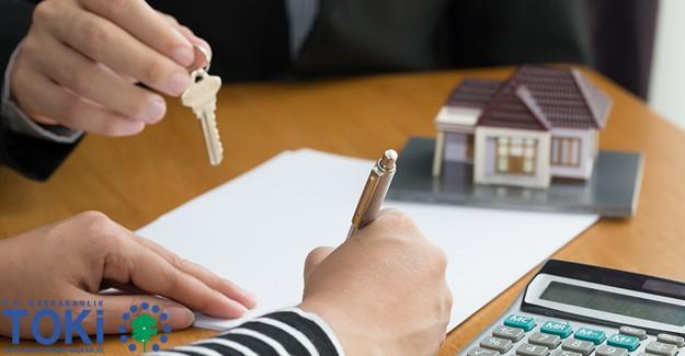Tokat Zile TOKİ 3. etap sözleşme imzalama tarihi bugün başlıyor!