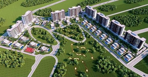 Turyap ve Ertan Çelik İnşaat'tan yeni proje; Parlamenterler Golf Life