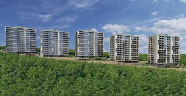 Atakent Panorama İzmir daire planları!