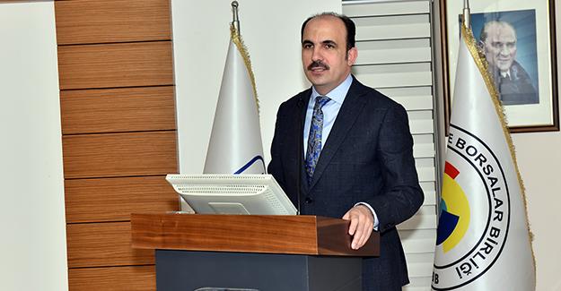 Başkan Altay, Konya'da sanayide çalışanlara toplu konut müjdesi verdi!