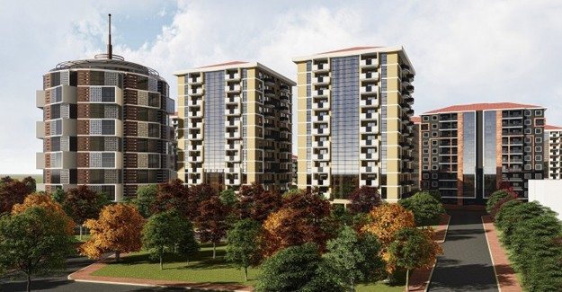 Bingöl kentsel dönüşüm projesi 2. etap daire satışı!