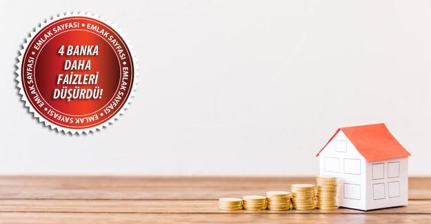 En düşük konut kredisi 2019! 29 Ocak