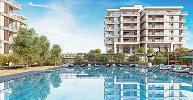 Livin İzmir satılık daire!