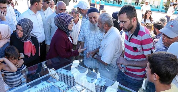 'Meram'da imar sorunu çözülen 10 mahallede tapular yakında dağıtılacak'!