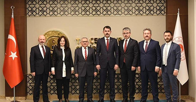 Başkan Büyükkılıç, Melikgazi kentsel dönüşüm projelerini anlattı!