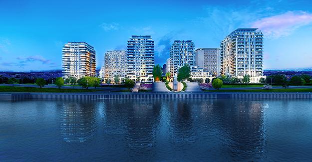 Büyükyalı İstanbul projesi Evim Türkiye Fuarı'na katılacak!