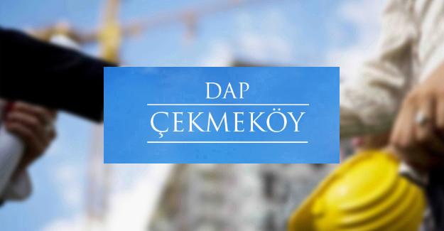 Çekmeköy'e yeni proje; Dap Çekmeköy