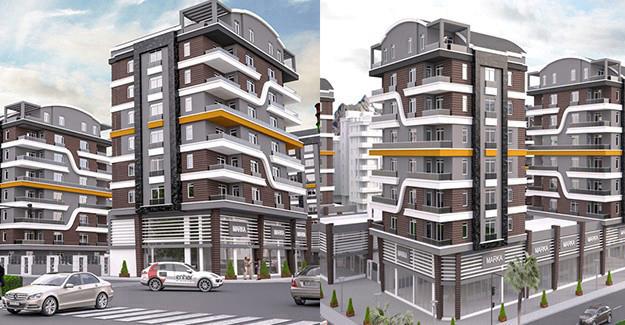 İltemir Residence örnek daire!