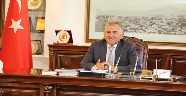 'Kayseri'ye 20 millet bahçesi planlandı'!
