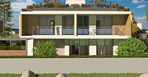 Mim İnşaat House Garden Selection!