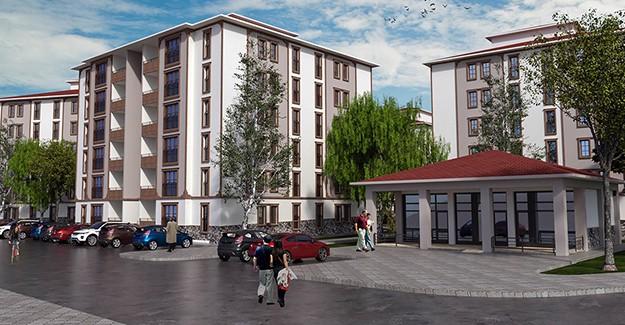 Sivas Zara TOKİ Evleri 2019!