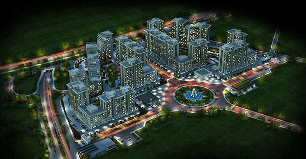 Temaşehir Konya daire planları!