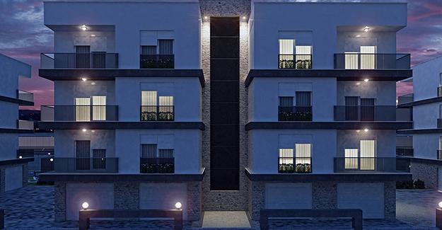 White Star Homes lokasyon!