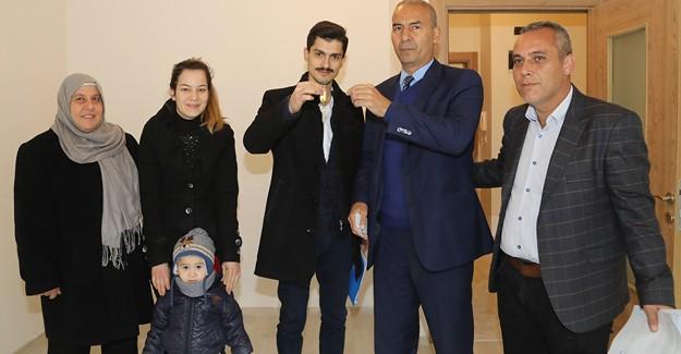 Yüreğir Belediyesi 644 konut projesi teslimleri başladı!
