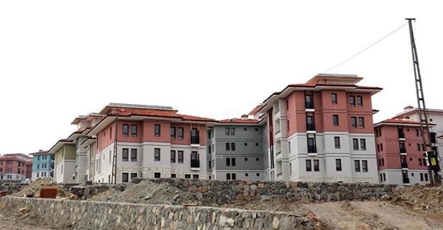 Akgedik Yunuskent 2. etap hak sahiplerinin daireleri belirleniyor!