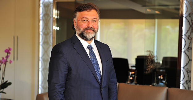 Altan Elmas ikinci kez KONUTDER başkanı seçildi!