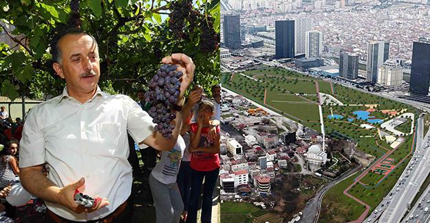 'Bağcılar millet bahçesi projesi ile cazibesini daha da arttıracak'!