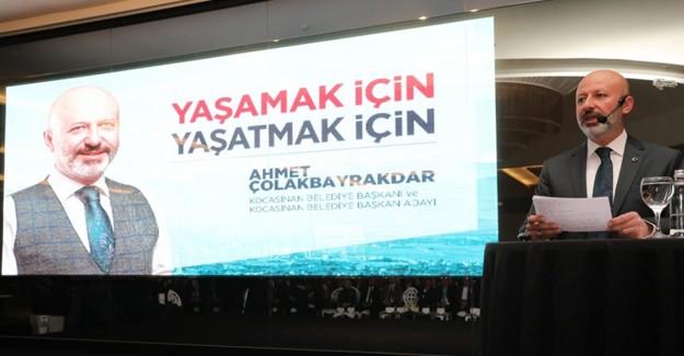 Başkan Çolakbayrakdar Kocasinan kentsel dönüşüm projelerini anlattı!