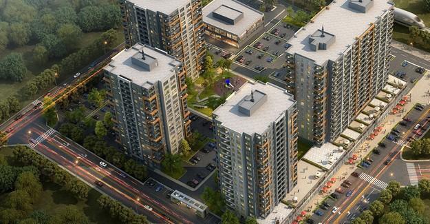 Hittown Ankara daire planları!