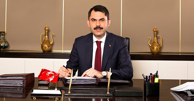 Murat Kurum; '5 yılda 1.5 milyon konutu dönüştürmeyi hedefliyoruz'!