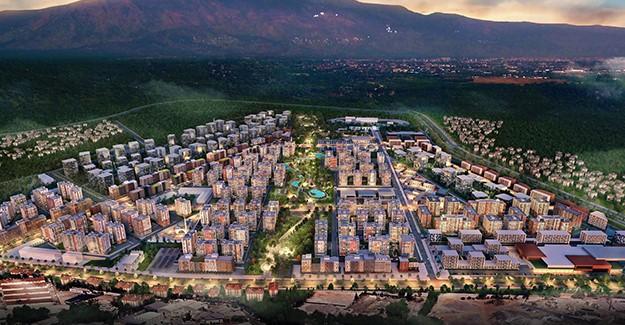 Sur Yapı 15 projesini Arap yatırımcılara tanıttı!